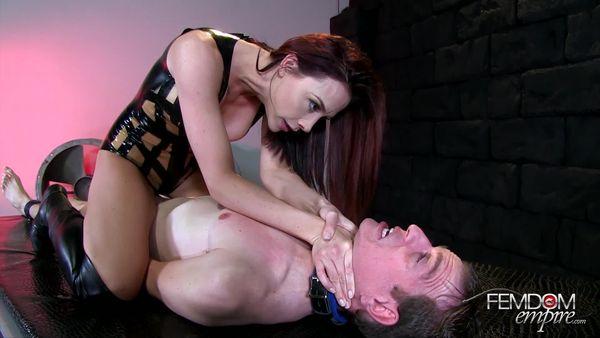 FemdomEmpire - Chanel Preston - Struggle Bitch