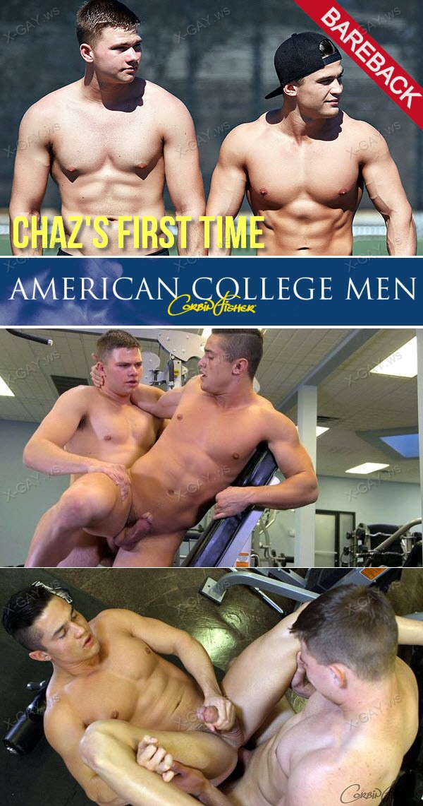 CorbinFisher: Chaz's First Time (Chaz, Colt) (Bareback)