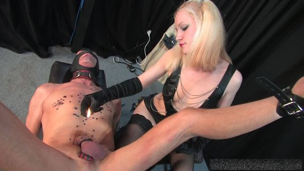 AmberDungeon - Mistress Mika - Pursuit of Pain - Part 1 of 3