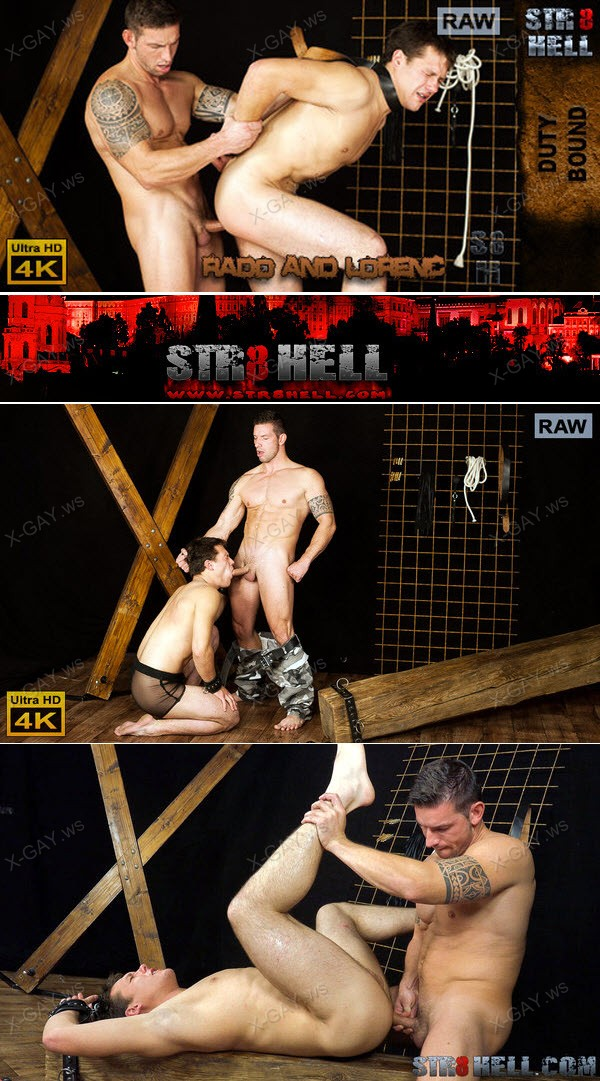Str8Hell: Rado Zuska, Lorenc Byro (RAW, DUTY BOUND)