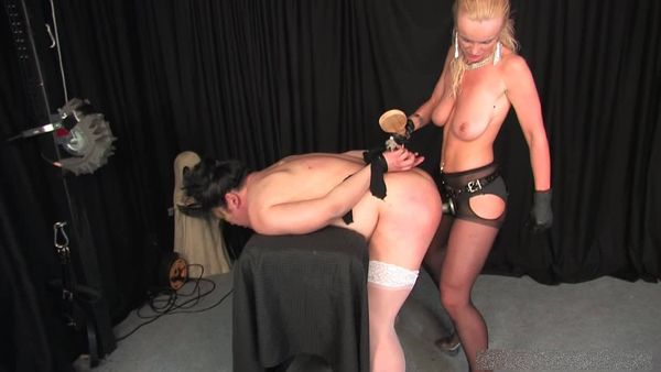 AmberDungeon - Mistress Crystal Carrera - Demands of a Dominatrix - Part 2 of 3