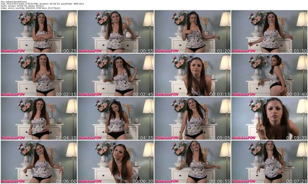 HumiliationPOV - Kelle Martina - Blackmailing Her Pervy Step Daddy (Part 2)