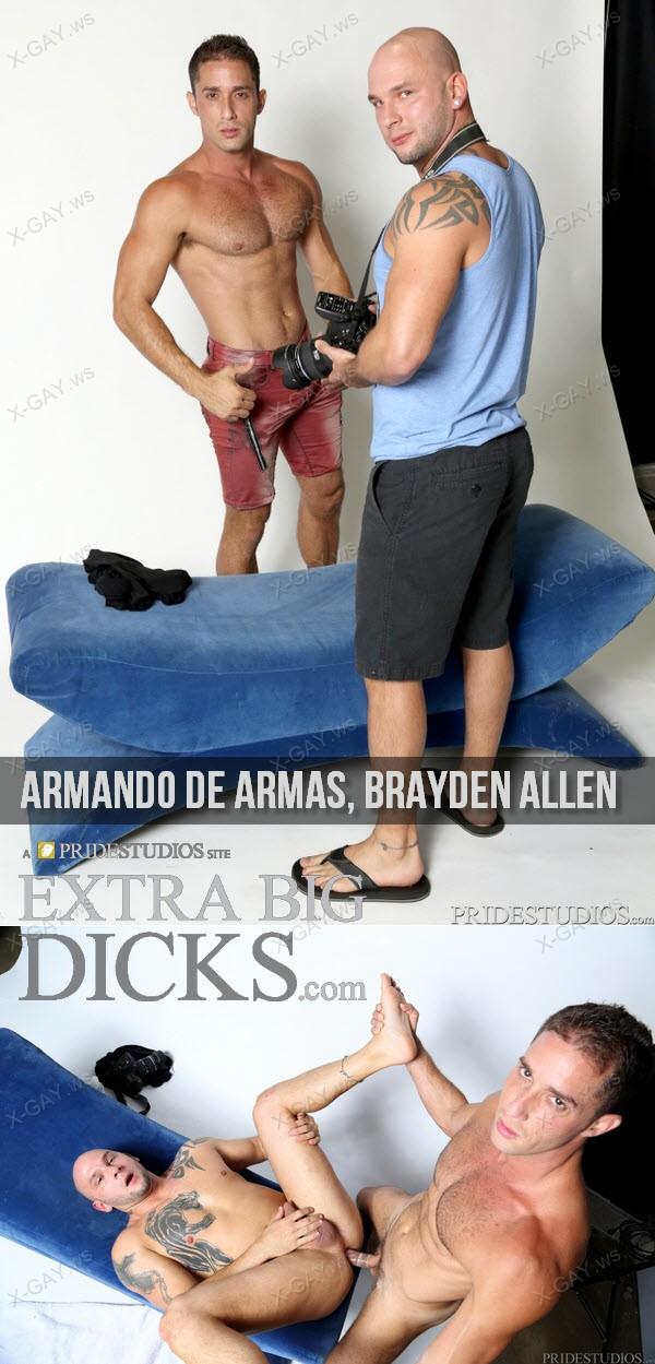 ExtraBigDicks: Body Language (Armando De Armas, Brayden Allen)
