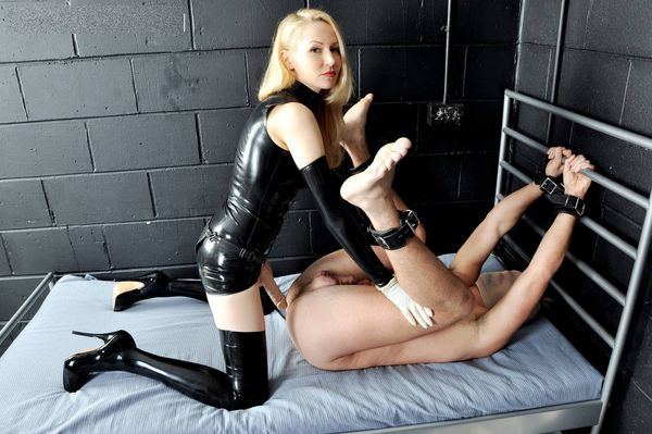 FemmeFataleFilms - Mistress Eleise de Lacy - Suffering Silence part 1-6 update