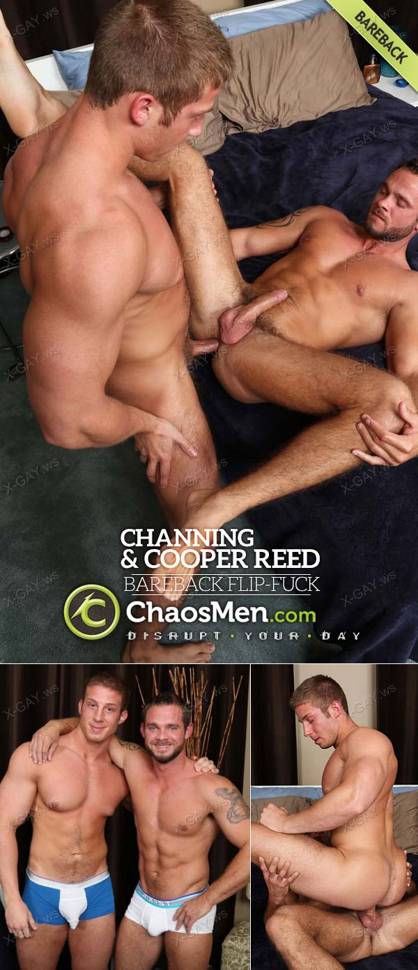 ChaosMen: Channing, Cooper Reed (RAW)