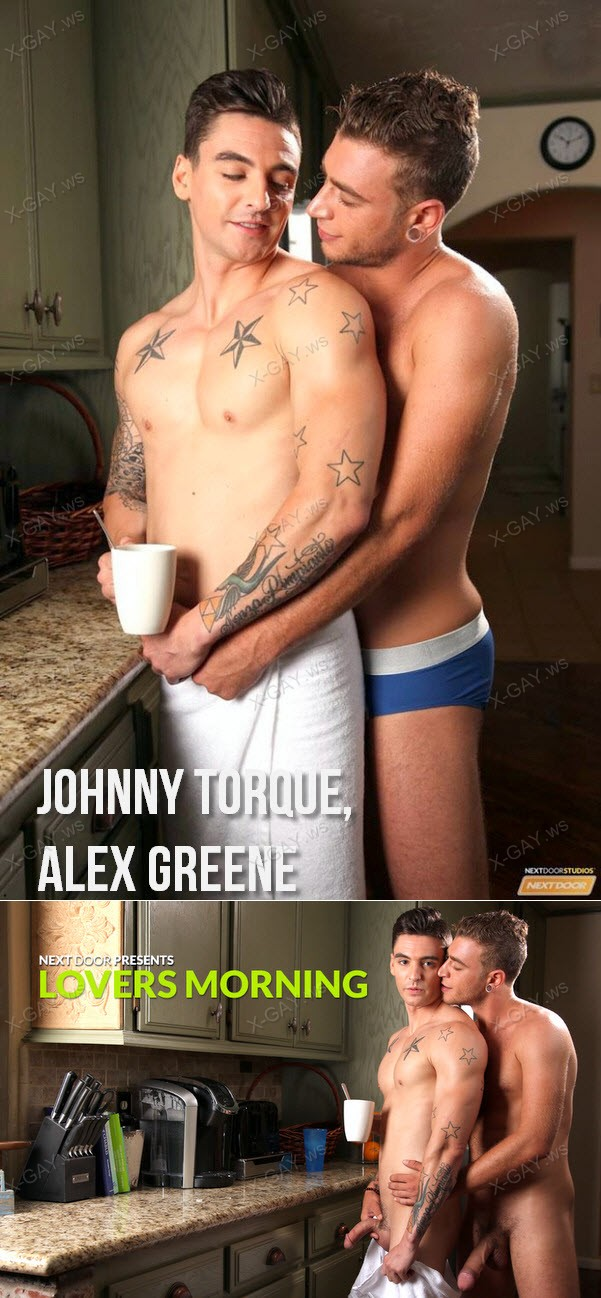 NextDoorBuddies: Lovers Morning (Johnny Torque, Alex Greene)
