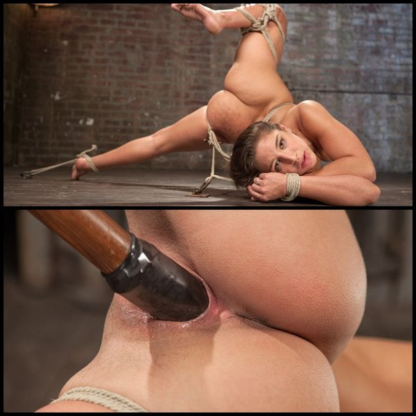 (19.11.2015) Abella Danger in Brutal Bondage and Tormented