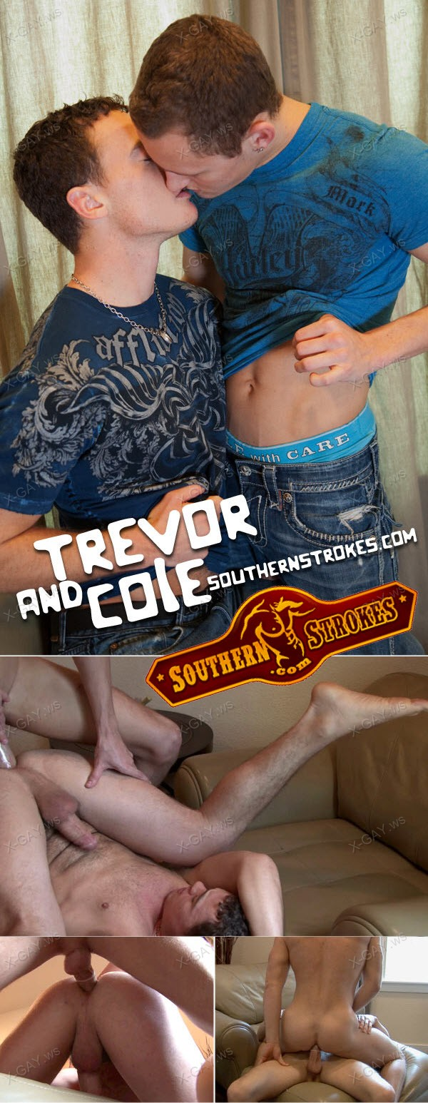 SouthernStrokes: Trevor, Cole