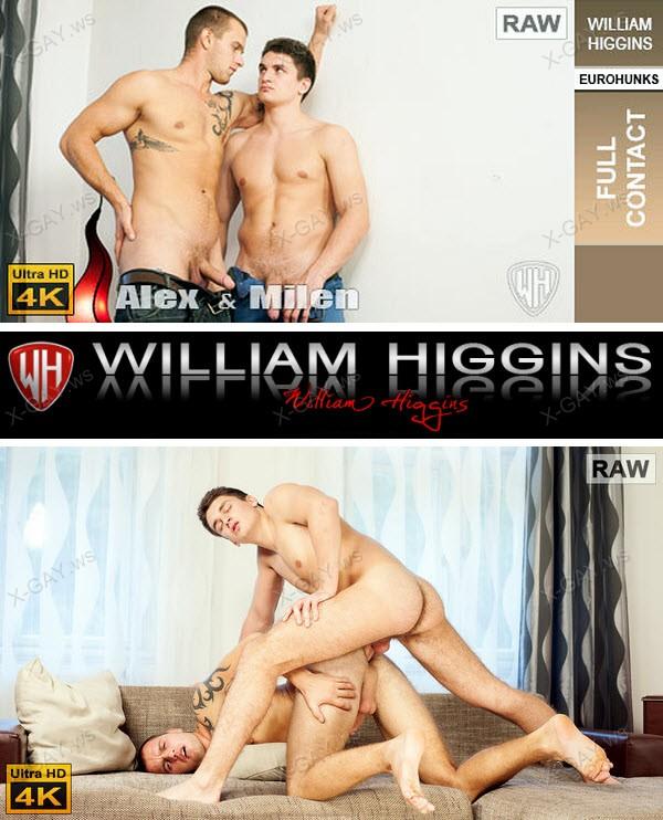 WilliamHiggins: Alex Stan, Milen Petrof (RAW, FULL CONTACT)