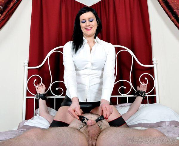 FemmeFataleFilms - Mistress Suki - Bedbound complete