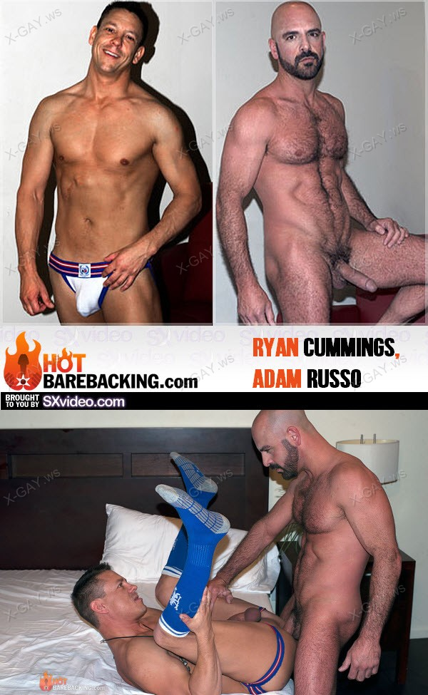 HotBarebacking: Ryan Cummings, Adam Russo