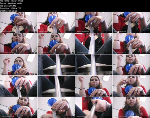 Clips4sale - Tina D - Used by Tina