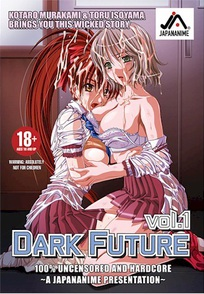 Cover Dark Future