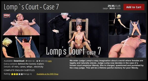 (07.12.2015) LOMP`S COURT – CASE 7