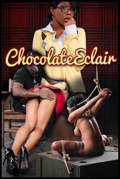 (09.12.2015) Chocolate Eclair – Cupcake SinClair