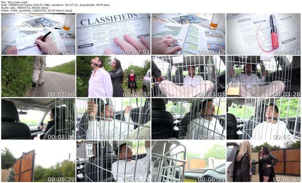 TheEnglishMansion - Domina Alexandra Snow, Mistress Sidonia - Situation Vacant part 1-4 update