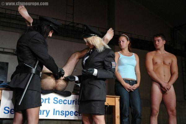 CFNMEu - Airport Security 2 part 1
