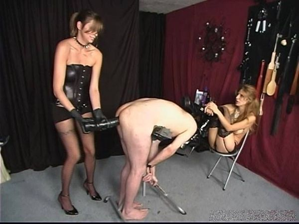 BestFemdom - Mistress Ashley, Mistress Sydney - Ice Queens