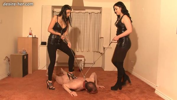 Desire-Her - Training The Dog Part 3