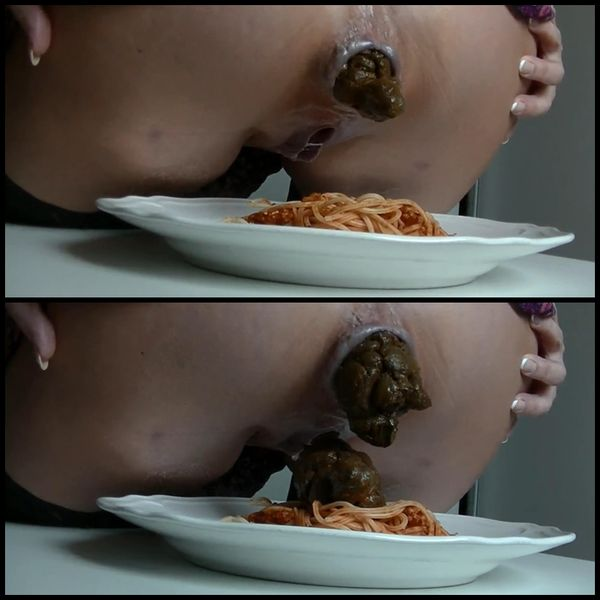 Pasta with POOP
