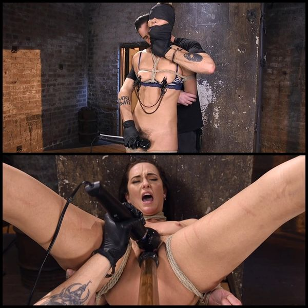 (07.01.2016) Hot MILF is Brutalized in Bondage