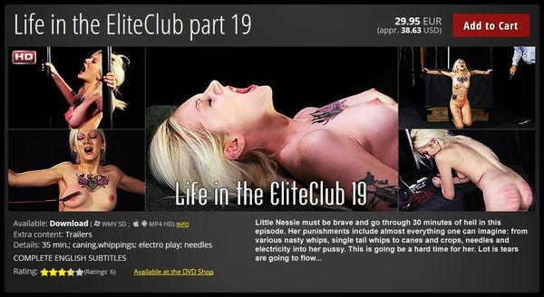 (13.01.2016) Life in the Elite Pain Club P.19