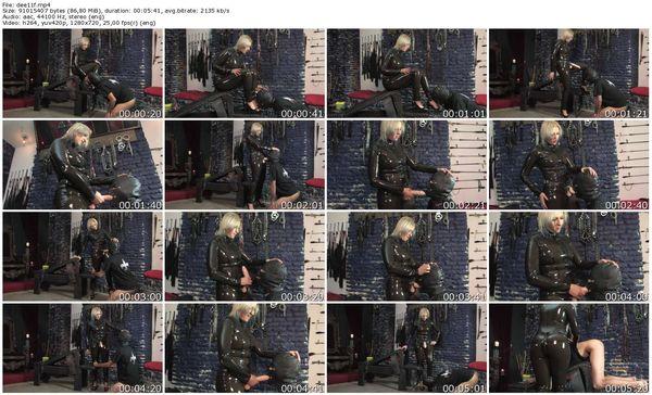FemmeFataleFilms - Mistress Johanna - Deep and Hard part 1-3 update