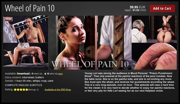 (24.01.2016) Wheel of Pain 10