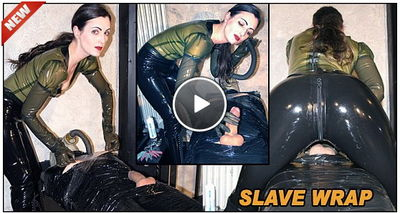 The English Mansion - Lady Victoria - Slave Wrap