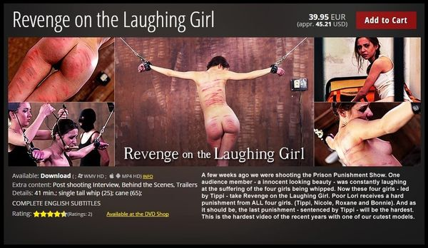 (18.03.2016) Revenge on the Laughing Girl
