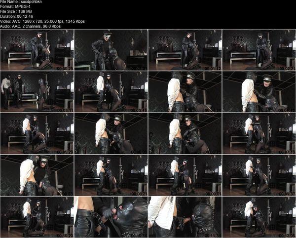 FemmeFataleFilms - Lady Victoria Valente - Suck and Swallow Complete