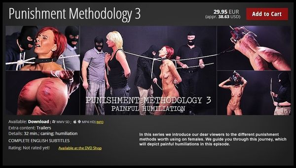 (15.04.2016) Punishment Methodology 3