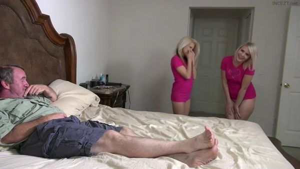 Daddy Fucked Our Asses HD