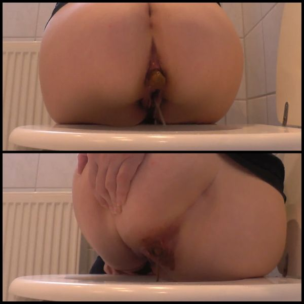 Soft and supple on foreign toilet