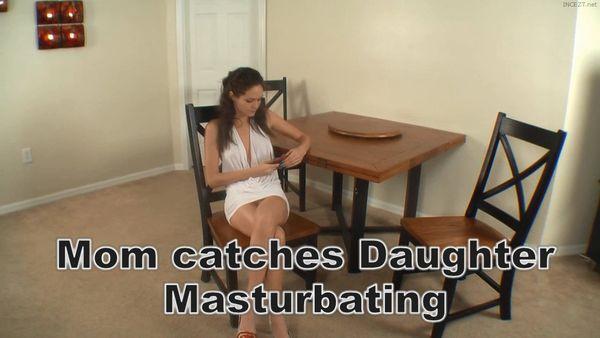 Mom Catches Daughter Masturbating – Margo Sullivan & Monica Sexxxton HD