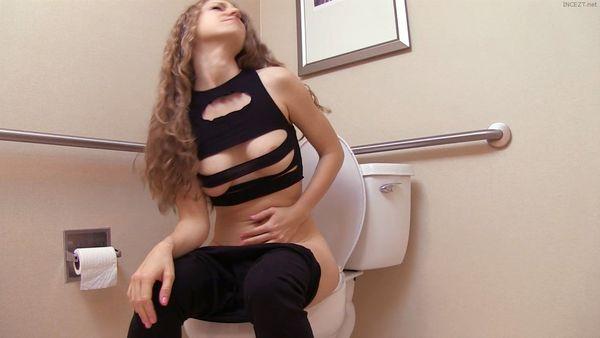 Toilet Slavery Pov Sister Blackmail HD