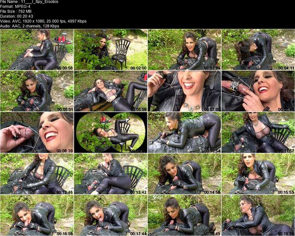 Dominatrix Annabelle - I Spy Erotic Spring Frolics!
