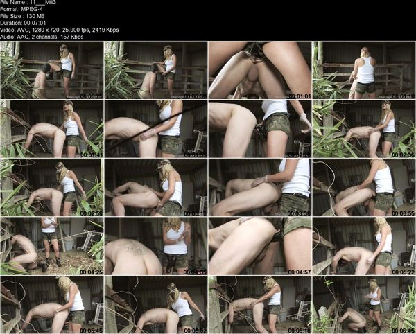TheEnglishMansion - Mistress Nikki - Military Drilling Part 1-3