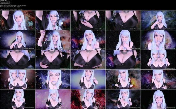 Goddess Zenova - Mesmerized Dream Fantasy