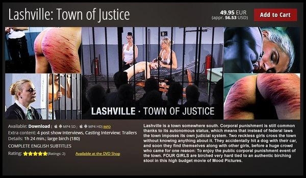 (31.05.2016) Lashville Town of Justice