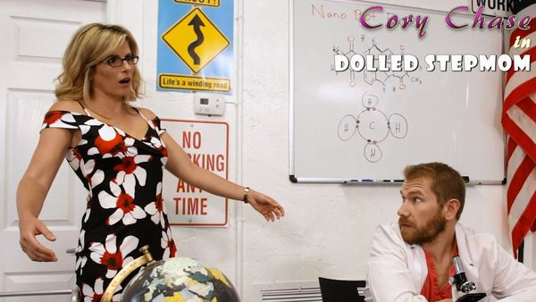Robot and Limp Videos – Dolled Step Mom – Cory Chase HD