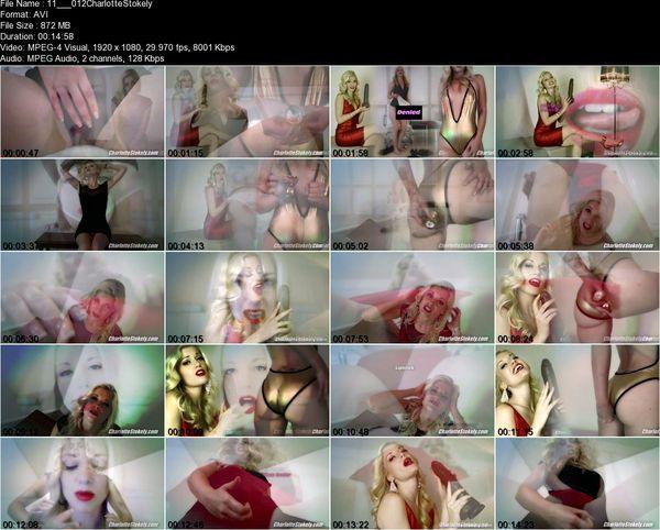 Charlotte Stokely - Fag Maker 02