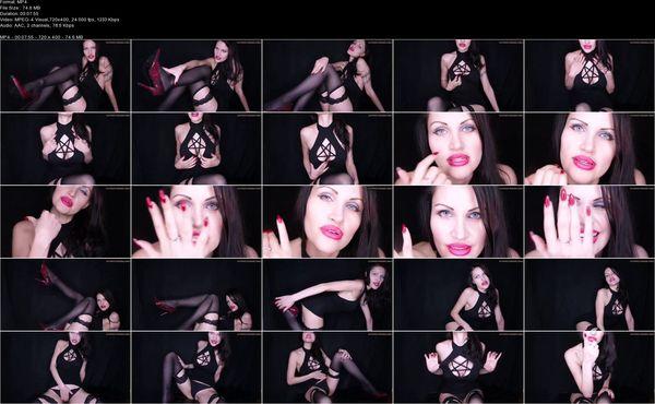Lady Mesmertrix - Satanic Hipnosis