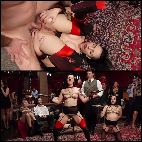 (10.06.2016) Anal Initiation for a Desperate Whore