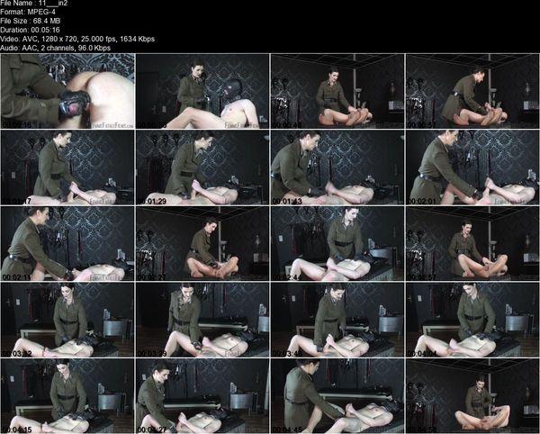 FemmeFataleFilms - Lady Victoria Valente - Intense Milking Part 1-2