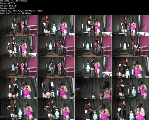 FemmeFataleFilms - Lady Renee - Little Sissy Part 3