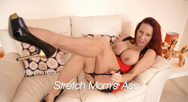 Stretch Mom's Ass – Faye Rampton HD