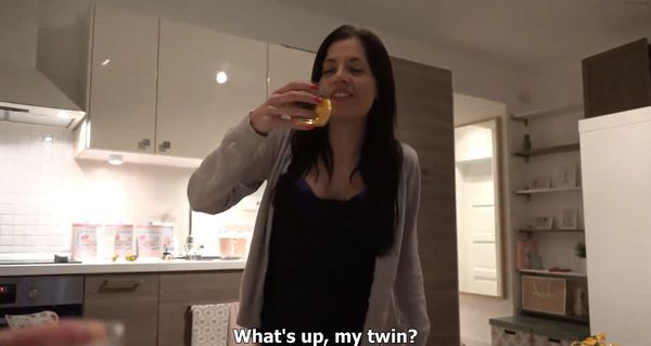 REAL Twin Sisters Go Out For The Night Hunt HD