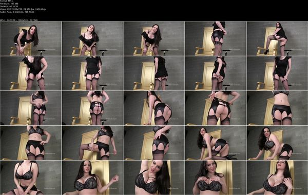 Goddess Alexandra Snow - Pussy Contro