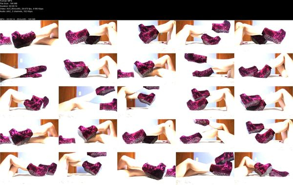 Adrienne Adora - Leg Worship Mind Control